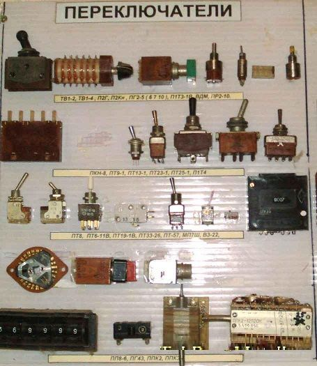 прайс-лист радиодеталей с фото