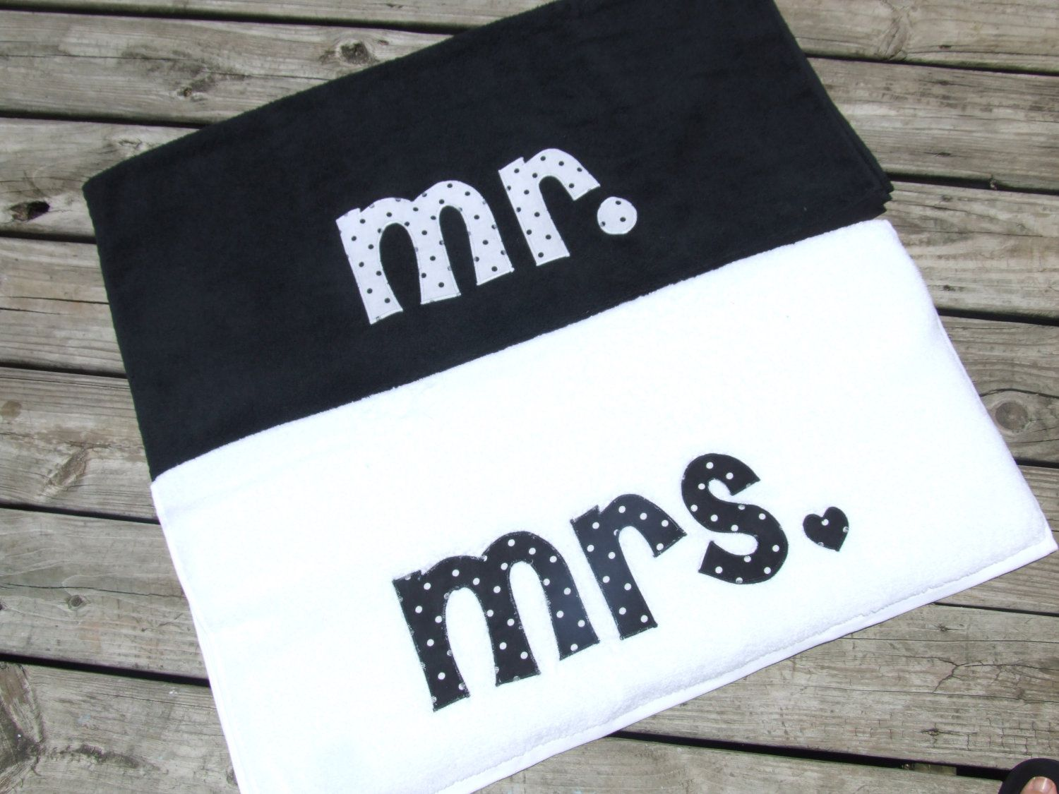 Honeymoon Beach Towels-mr. and mrs. $40.00, via Etsy. | *weddings ...