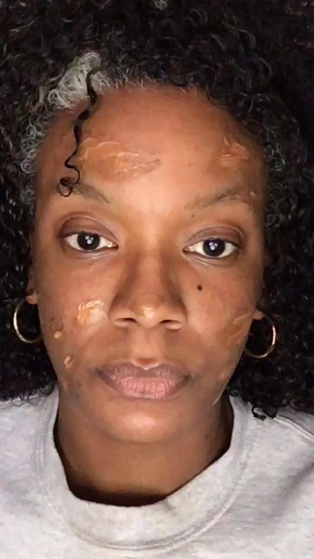 Everyday Makeup w/o Foundation everydaymakeup Dark skin
