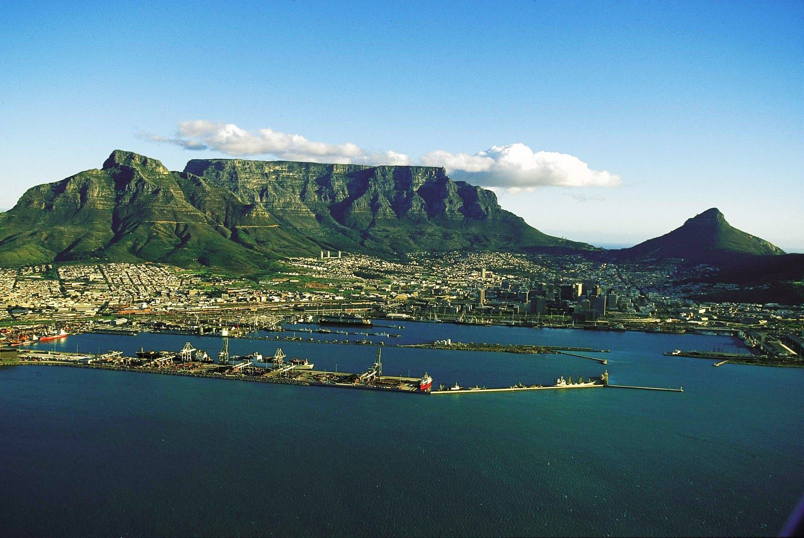 Table mountain cape town background places to visit - Table mountain wallpaper ...