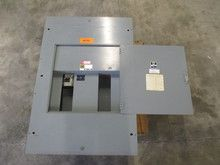 Square D 100 Amp 3ph 3w 600v Main Breaker Type Hcm I Line Panelboard Panel 100a Paneling Breakers Maine