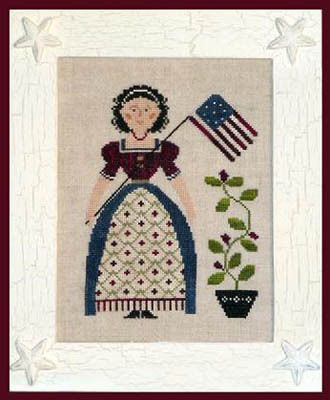 Patriotic - Cross Stitch Patterns & Kits (Page 6