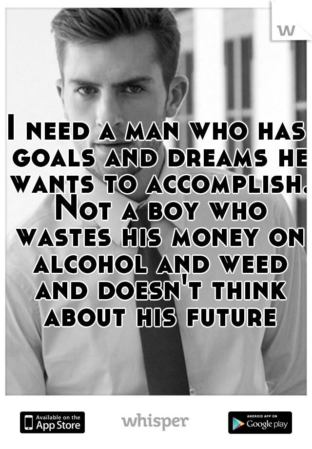 Need man