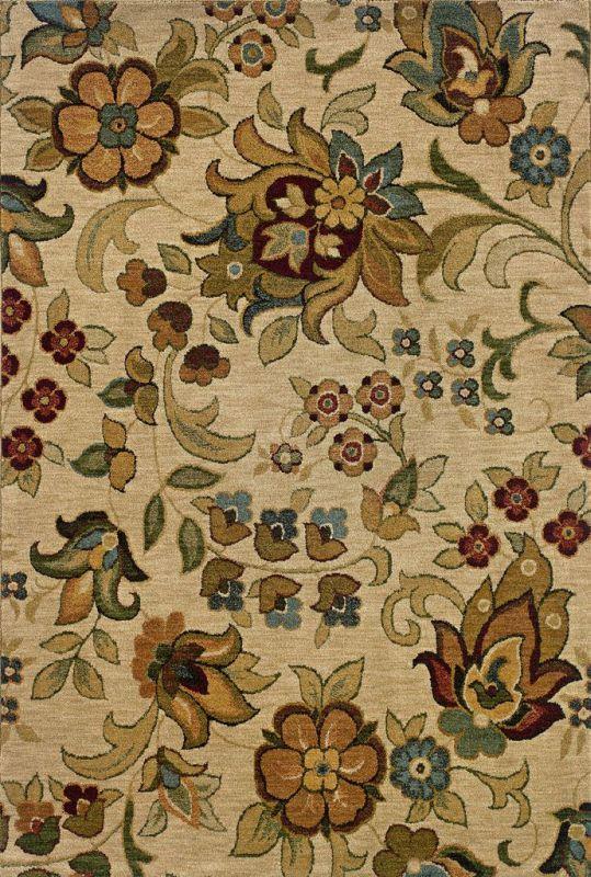 Oriental Weavers Infinity 1105 Tan Rug