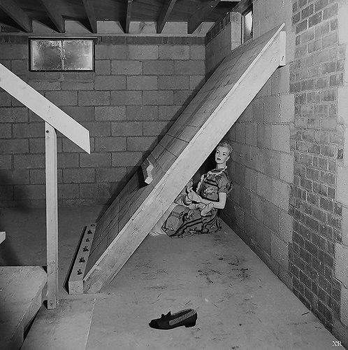1953 ... safe in the basement!   Flickr - Photo Sharing!