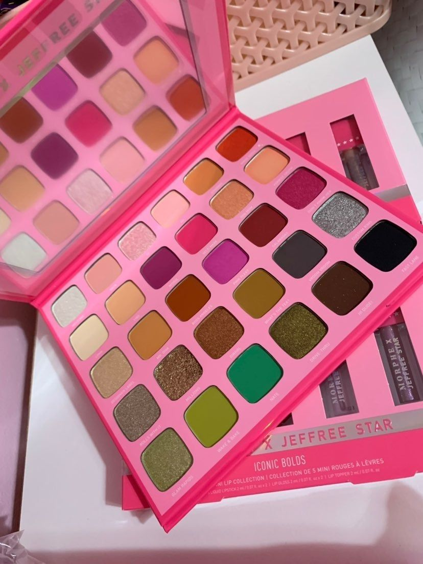 Morphe X Jeffree Star Artistry Palette By Morphe Treat yourself to huge savings with morphe coupons: morphe x jeffree star artistry palette