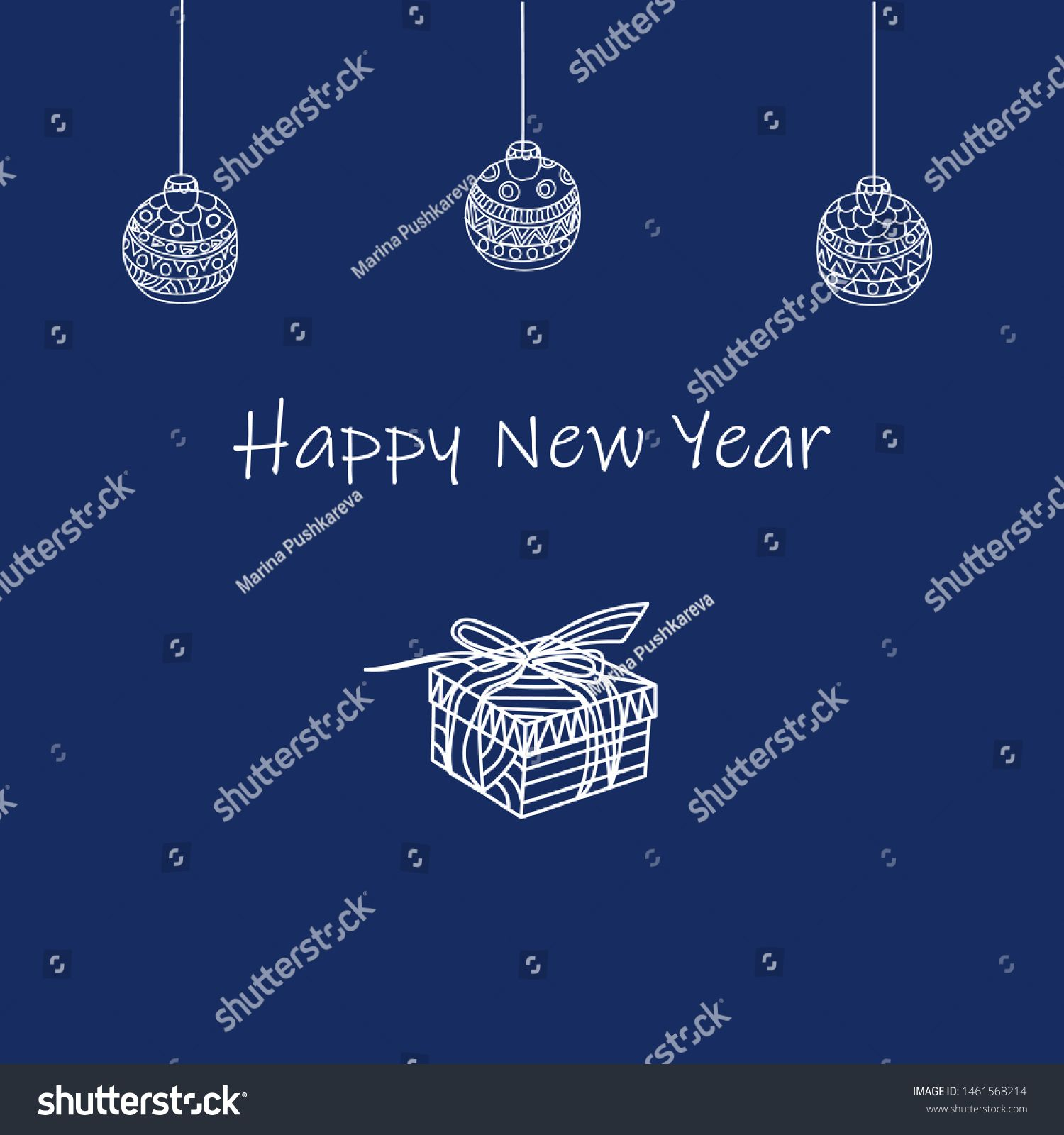 Happy New Year 2020 Greeting Card Template Vector Concept Illustration For Background Greeting Cards Banners For Greeting Card Template Cards Greeting Cards