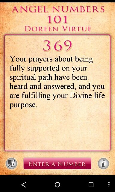 Angel # 369 | Divine Life Purpose | Numerology numbers