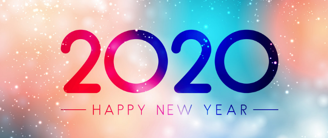 Best HD Happy New Year Banner 2020 Happy new year banner