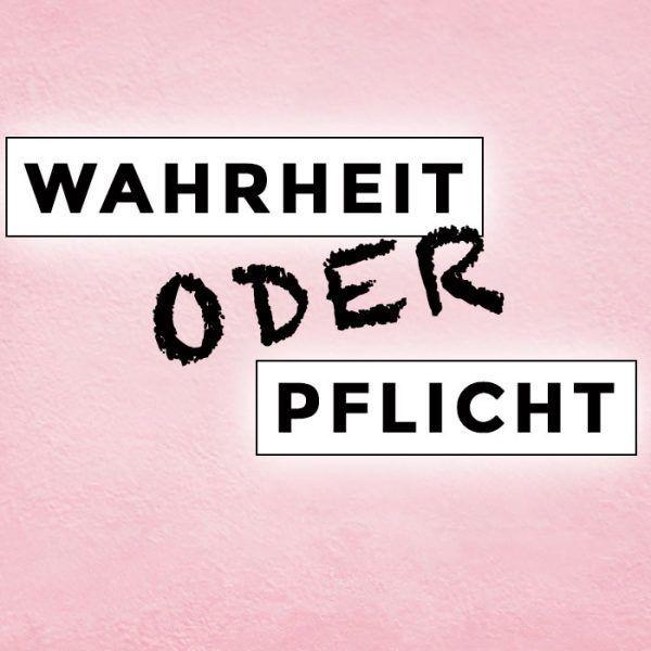 Ideen FГјr Wahrheit Oder Pflicht