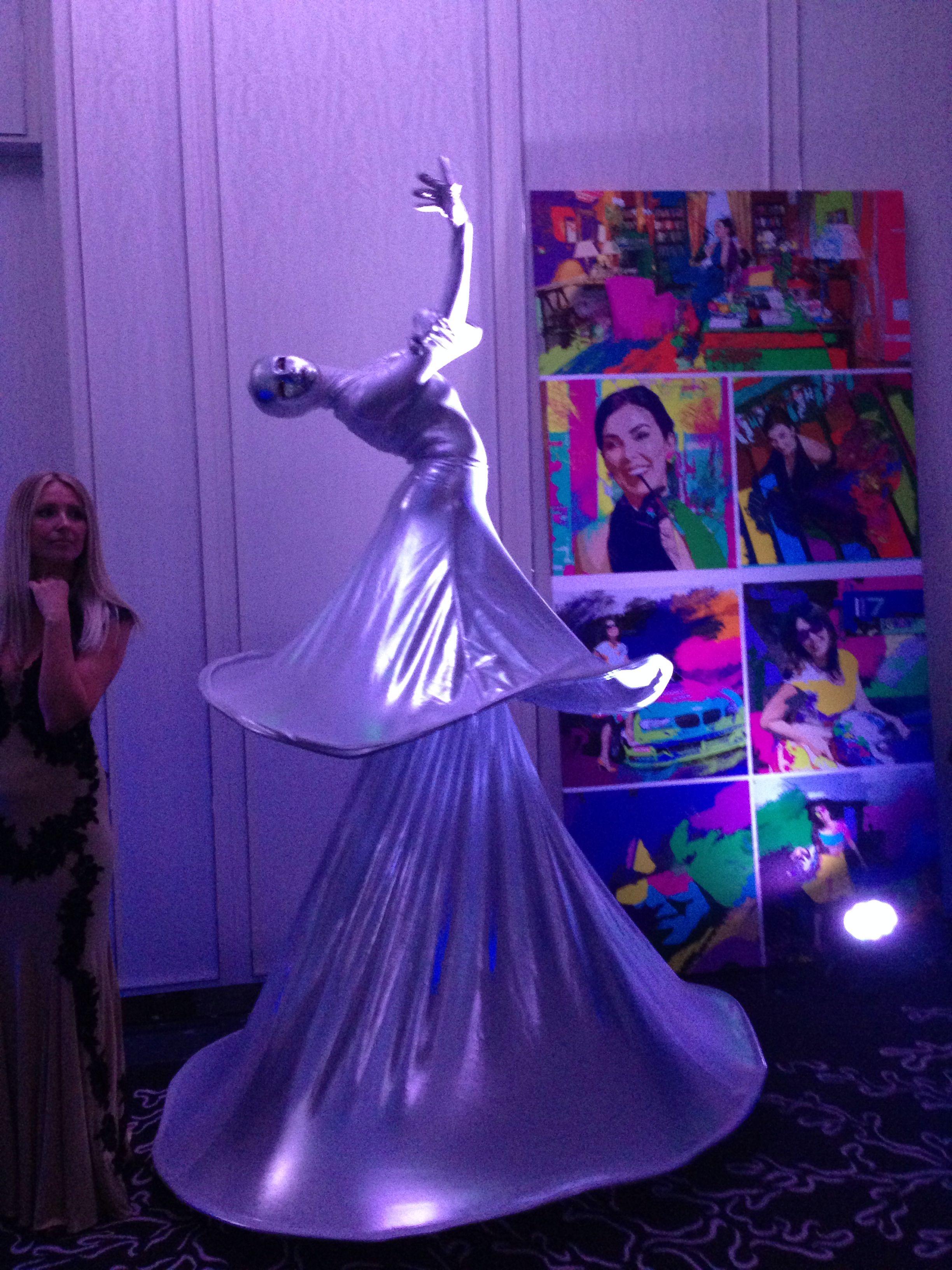 Living statue | St Regis Bal Harbour Resort, Florida Events ...