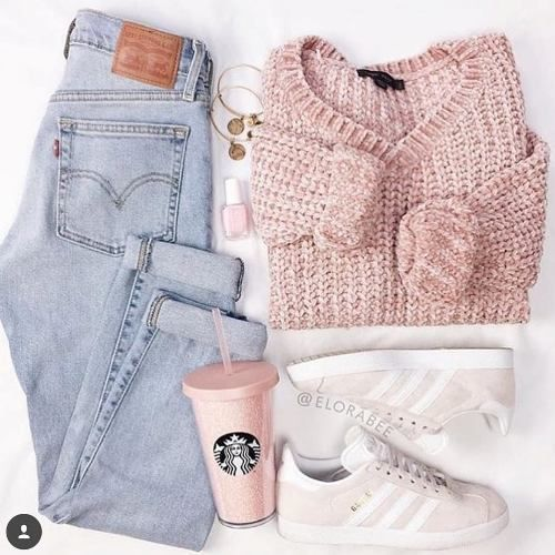 School outfit ideas for daily looks  Just Trendy Girls #trendyoutfitsforschool