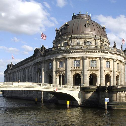 Museum Island Berlin. Berlin, Deutschland