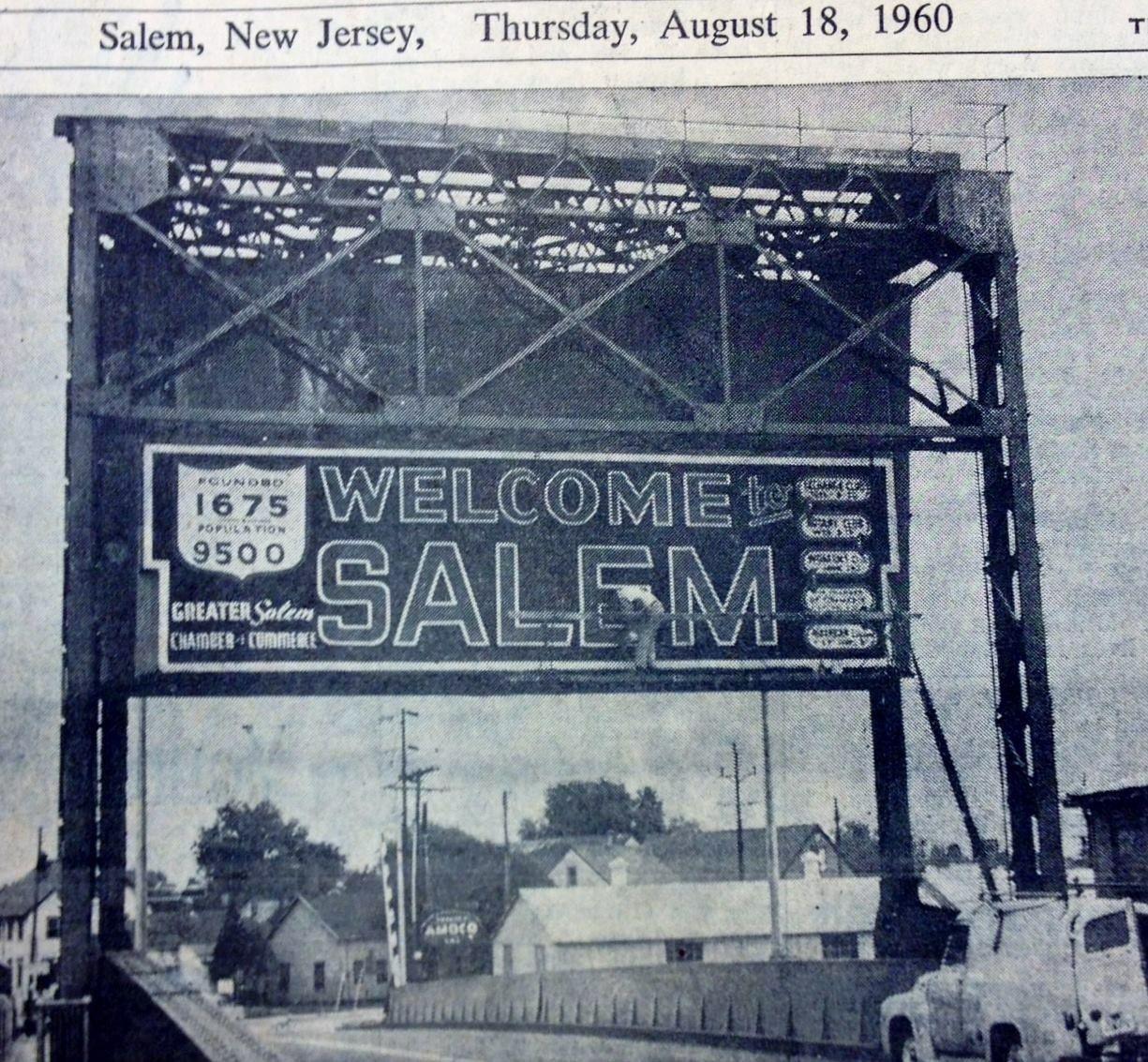 Salem Nj Rt 49 Bridge Salem Old Pictures Salem County