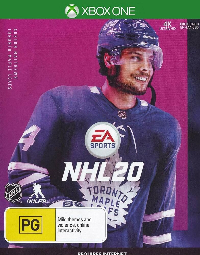 Details about NHL 20 XBox One 2020 Hockey Sports Game