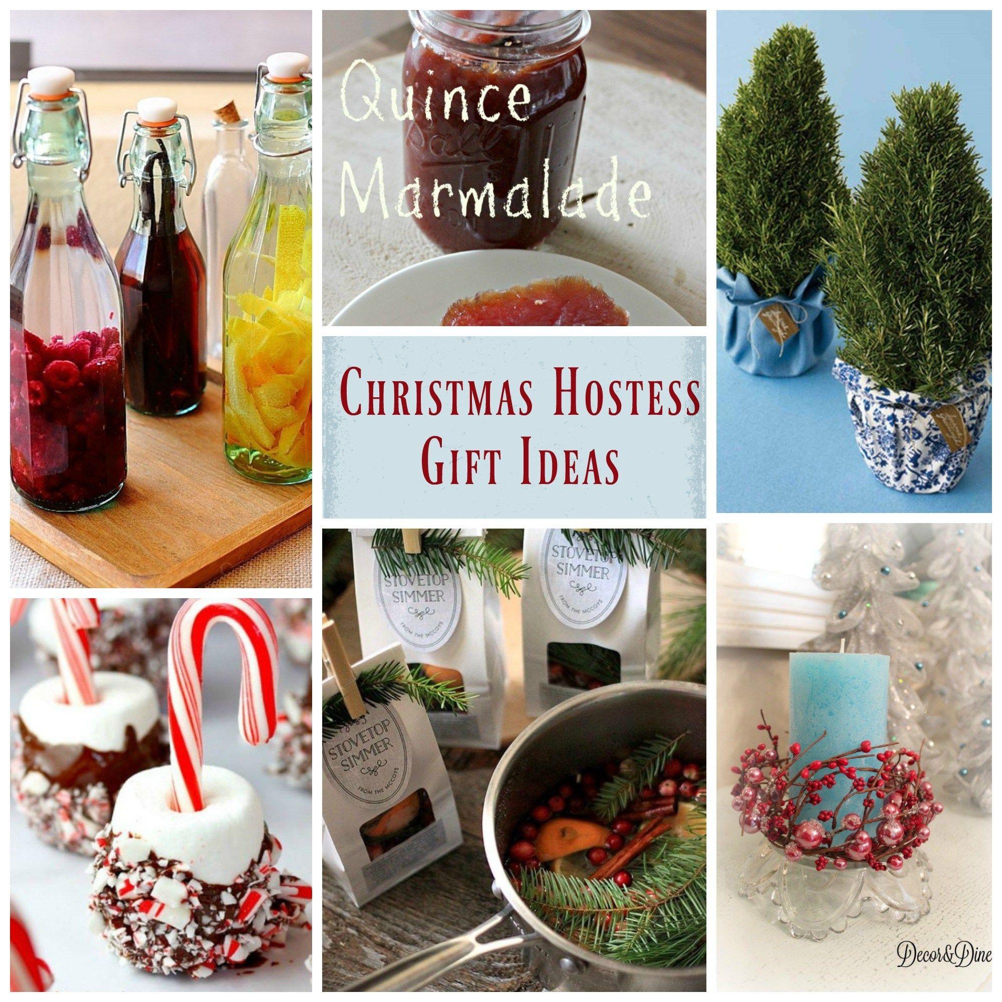 Christmas Hostess Gift Ideas | Desserts | Pinterest