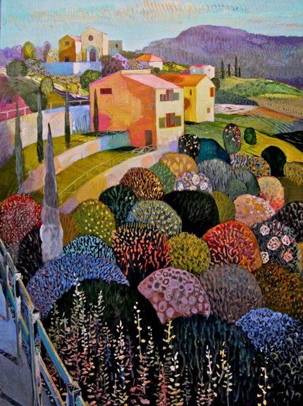 Paul Jorgenson ~ Tuscan Hilltop