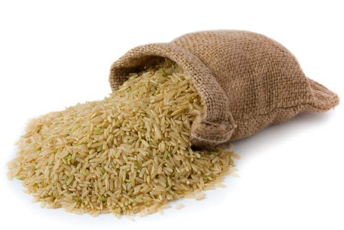 Brown rice and pea are the best in the context of muscle growth and recovery.