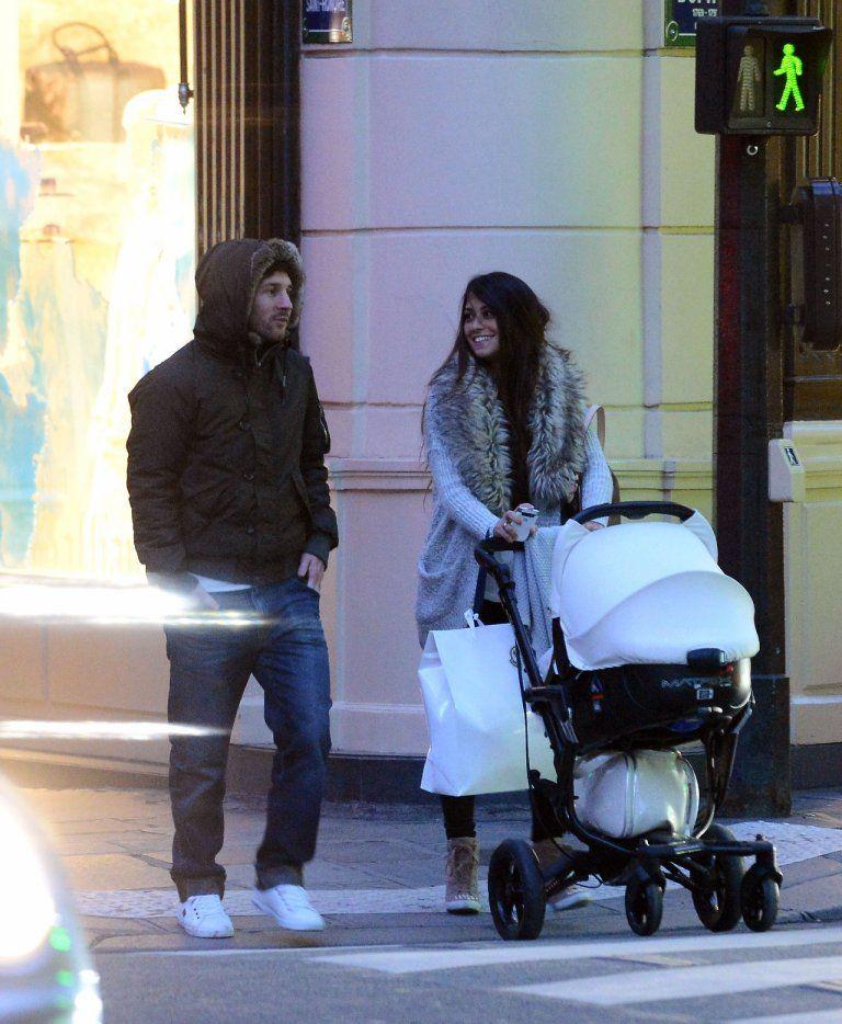 Leo Messi & Antonella Roccuzzo