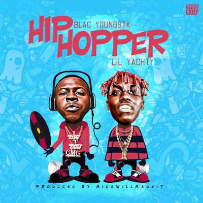 """DEF!NITION OF FRESH : Blac Youngsta ft Lil Yachty - Hip Hopper...Epic Records sends the track """"Hip Hopper"""" by Blac Youngsta featuring Lil Yachty, produced by MikeWillMadeIt."""