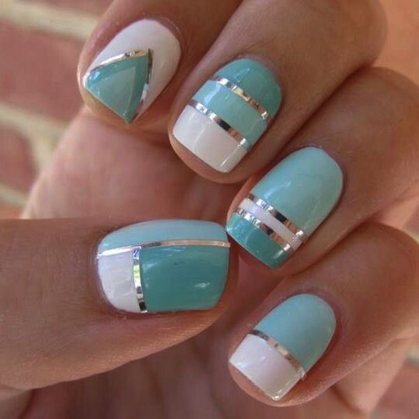 20 Stylish DIY Nail Designs ideas 2015 #diynails #nailart ...
