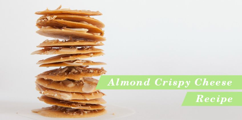 Resep Almond Crispy Cheese Makanan Resep Cemilan