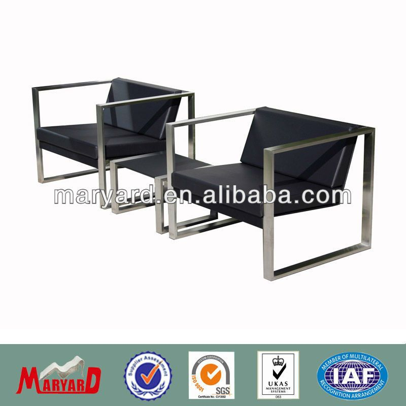 Stainless Steel Chair Furniture+outdoor Stainless Steel ...
