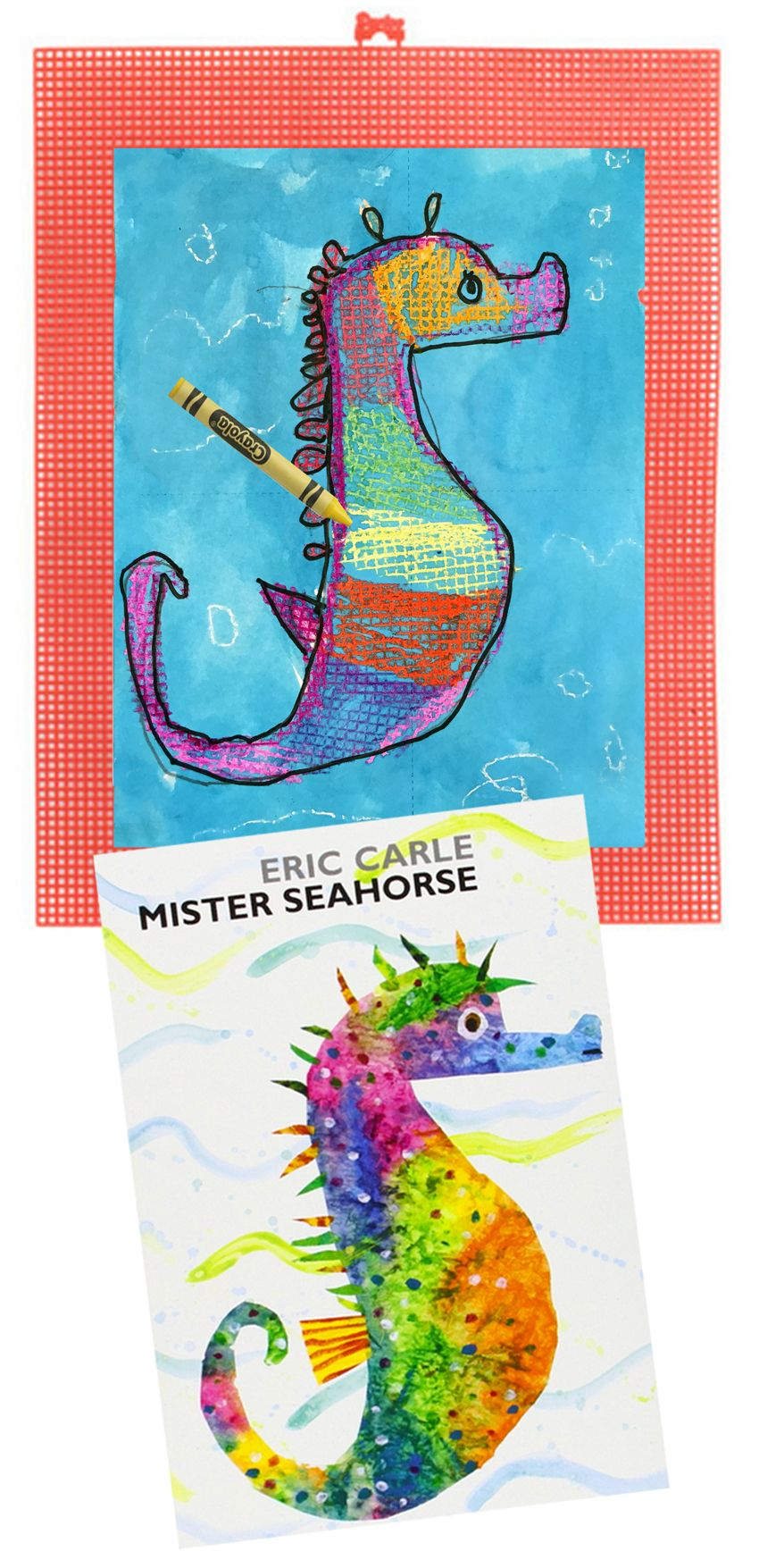 Draw A Simple Seahorse Art Projects For Kids Kindergarten Art Lessons Kindergarten Art Kindergarten Art Projects [ 1755 x 850 Pixel ]