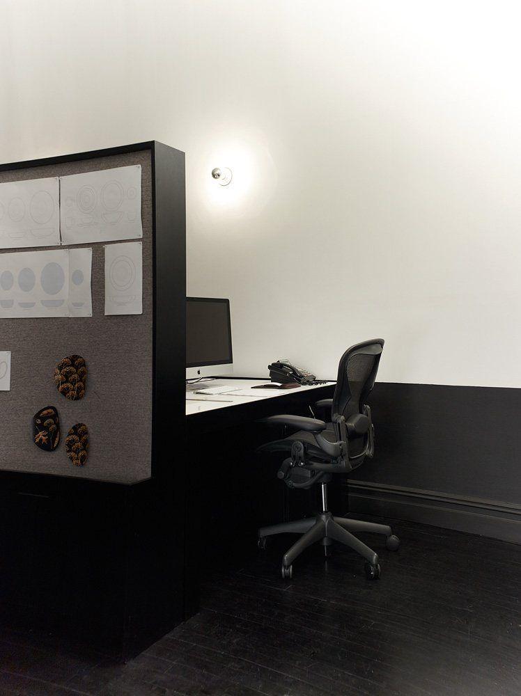 Chapter Indigo offices New York - office interior design - New York, United States - 2012 #workspace #office #workstation