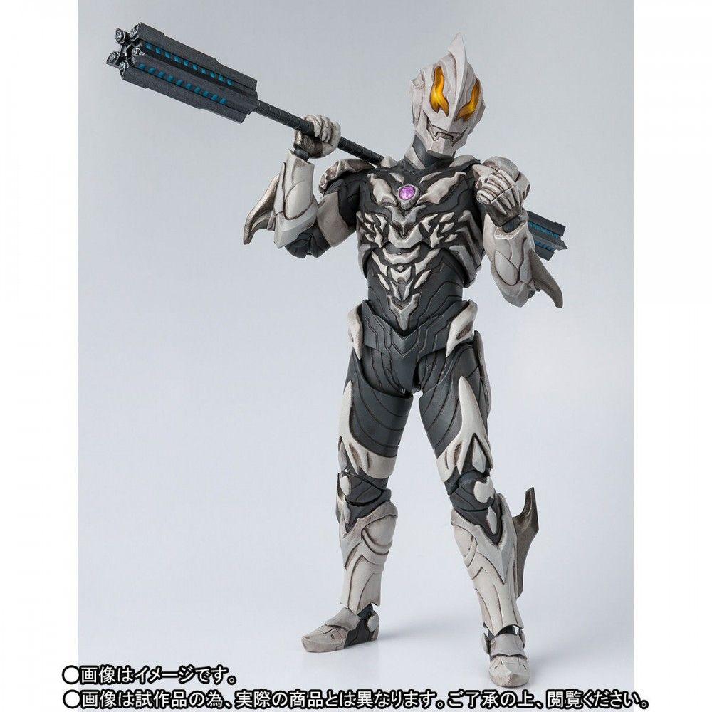 BANDAI Ultraman GEED ULTRAMAN BELIAL Atrocious Vinyl Figure Japan