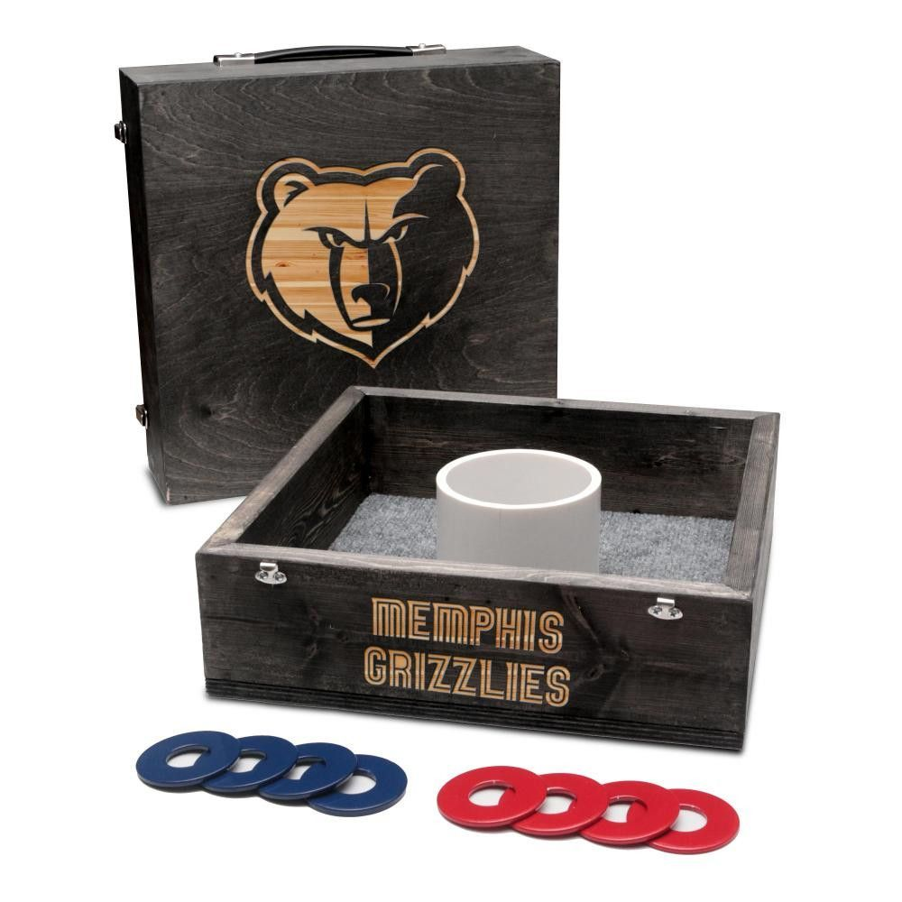 Washer Toss Game - Memphis Grizzlies