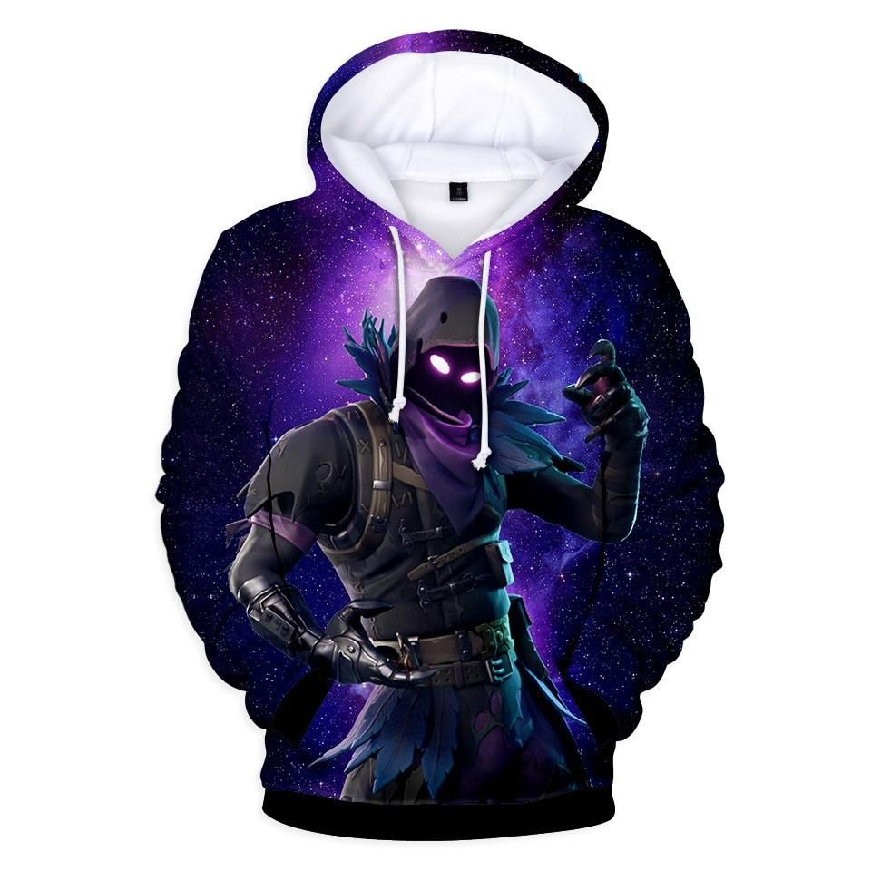 Battle royal Tungly Unisex 3D Digital Printing Big Size Hoodies with Pockets.