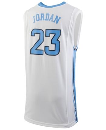 huge selection of 44969 255ba Nike Michael Jordan North Carolina Tar Heels Replica ...