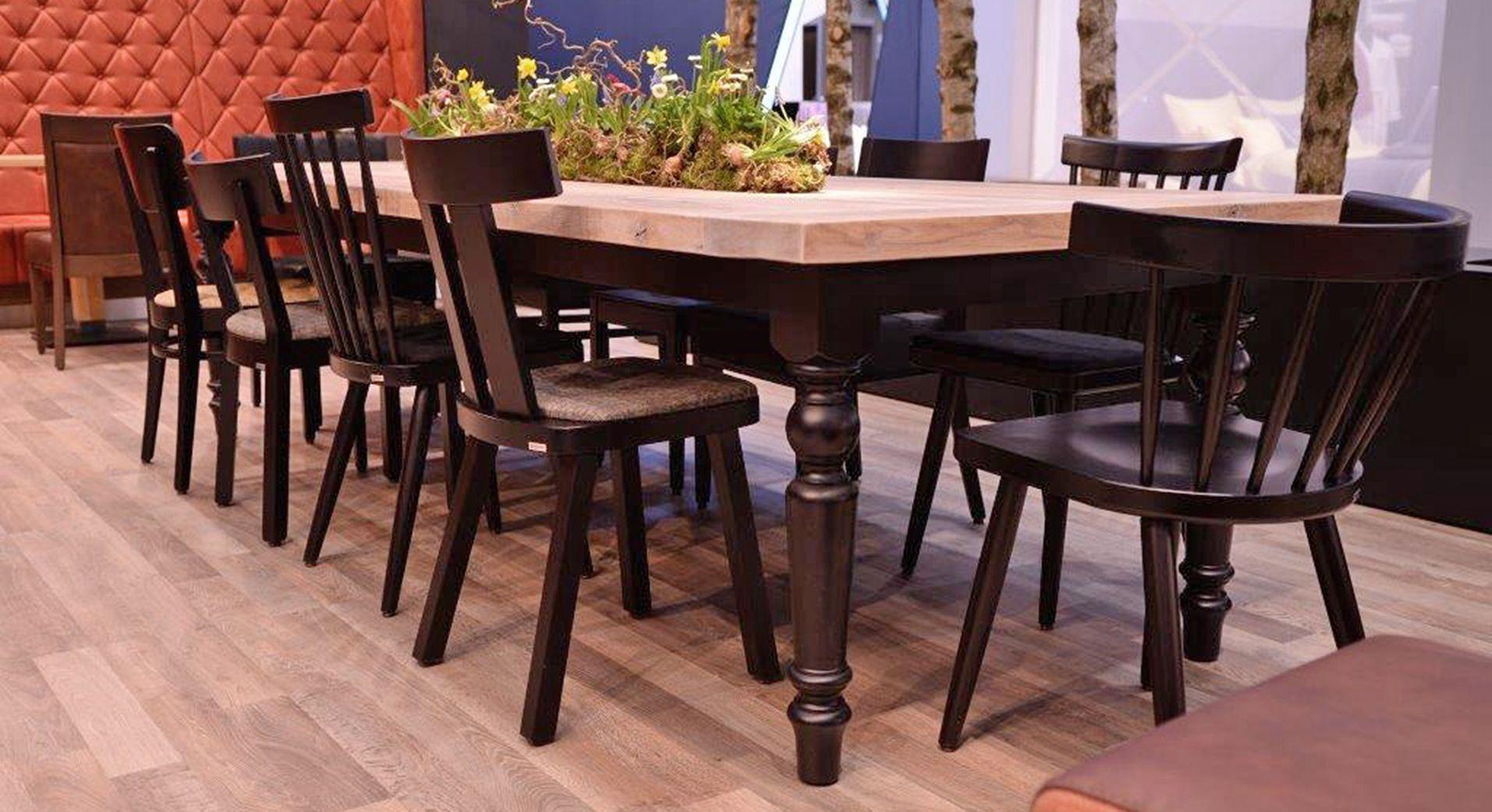 Gesindetisch 30178   Gastronomie möbel, Tisch, Küche tisch