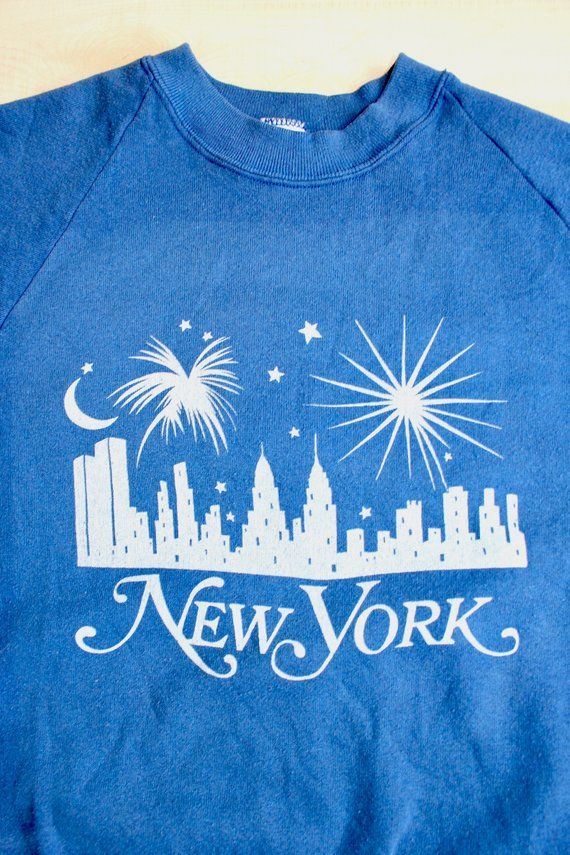 0c8455b080a526 Vintage New York City Sweatshirt