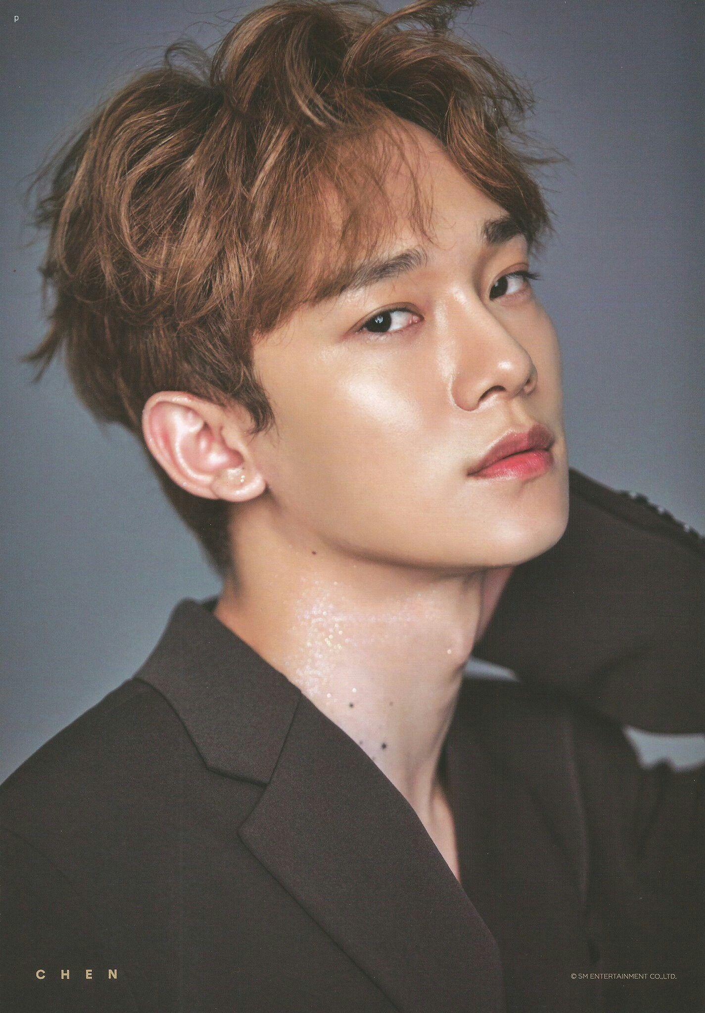 EXO - 2019 Season's Grretings Poster #Chen