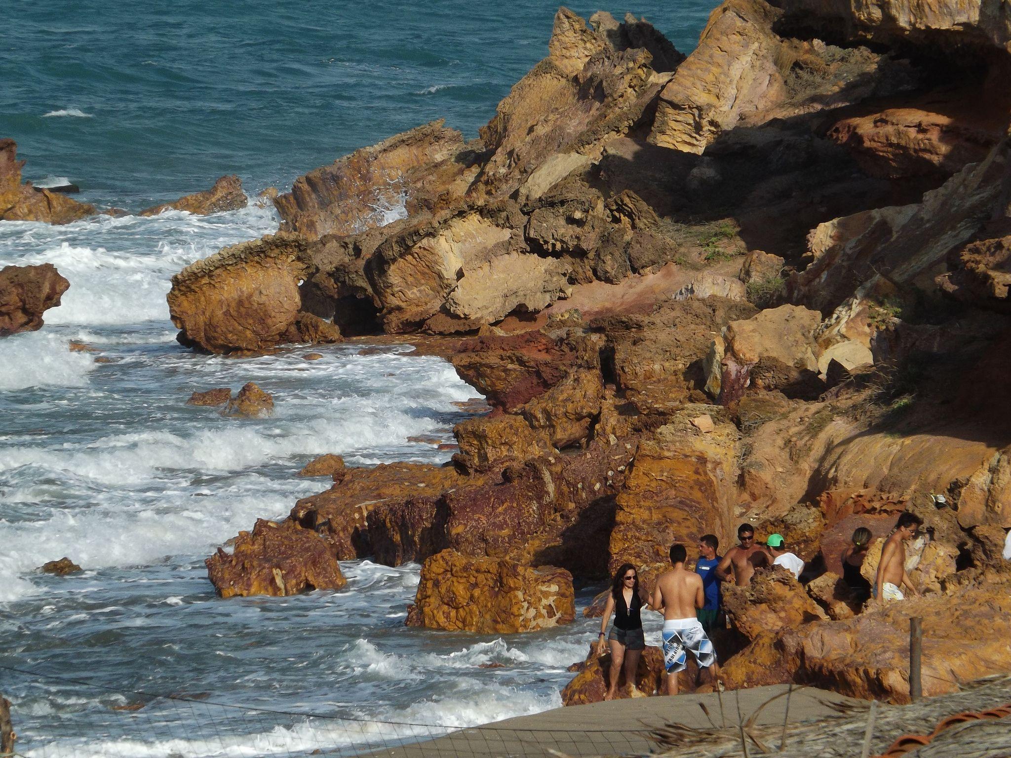 Praia de São Cristóvão | Flickr - Photo Sharing!_Areia Branca_RN