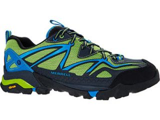 Merrell Black & Lime Capra Sport Hike Shoes Bargain Price: Was £100.00 | Now £40.00 http://womensbargains.com/product/merrell-black-lime-capra-sport-hike-shoes/