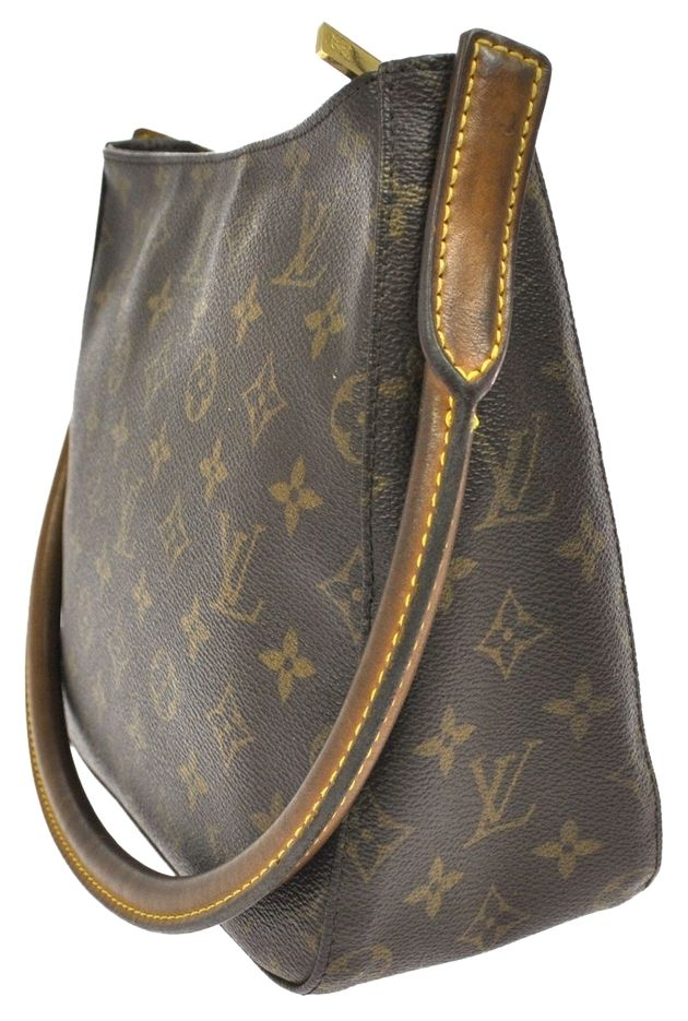 33c2cb626434 Get one of the hottest styles of the season! The Louis Vuitton Looping Mm  Fl0071 Shoulder Bag is a top 10 member favorite on Tradesy.