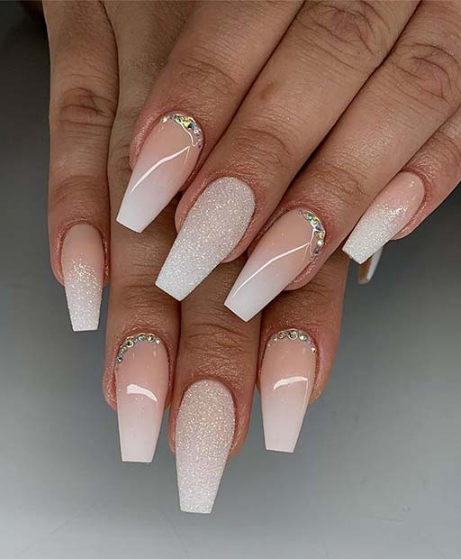 63 Pretty Wedding Nail Ideas for Brides-to-Be | St