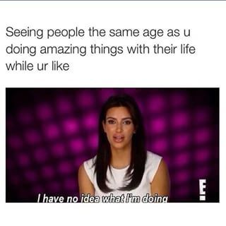 For When You Re Feeling Real Lost 23 Kardashian Memes That