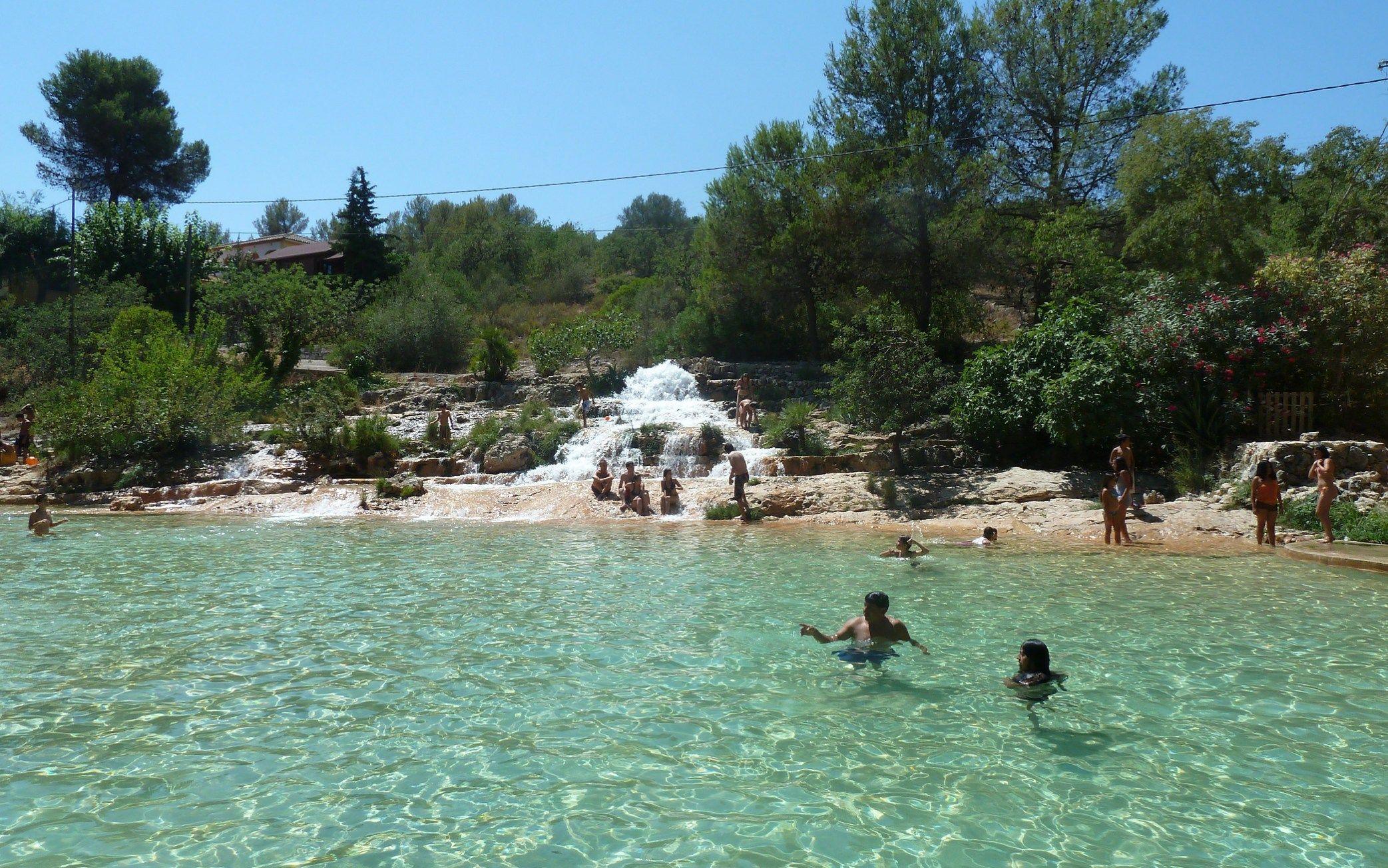 Las Mejores Zonas De Baño En Plena Naturaleza En La Comunidad Valenciana Piscinas Naturales Lago Lagos