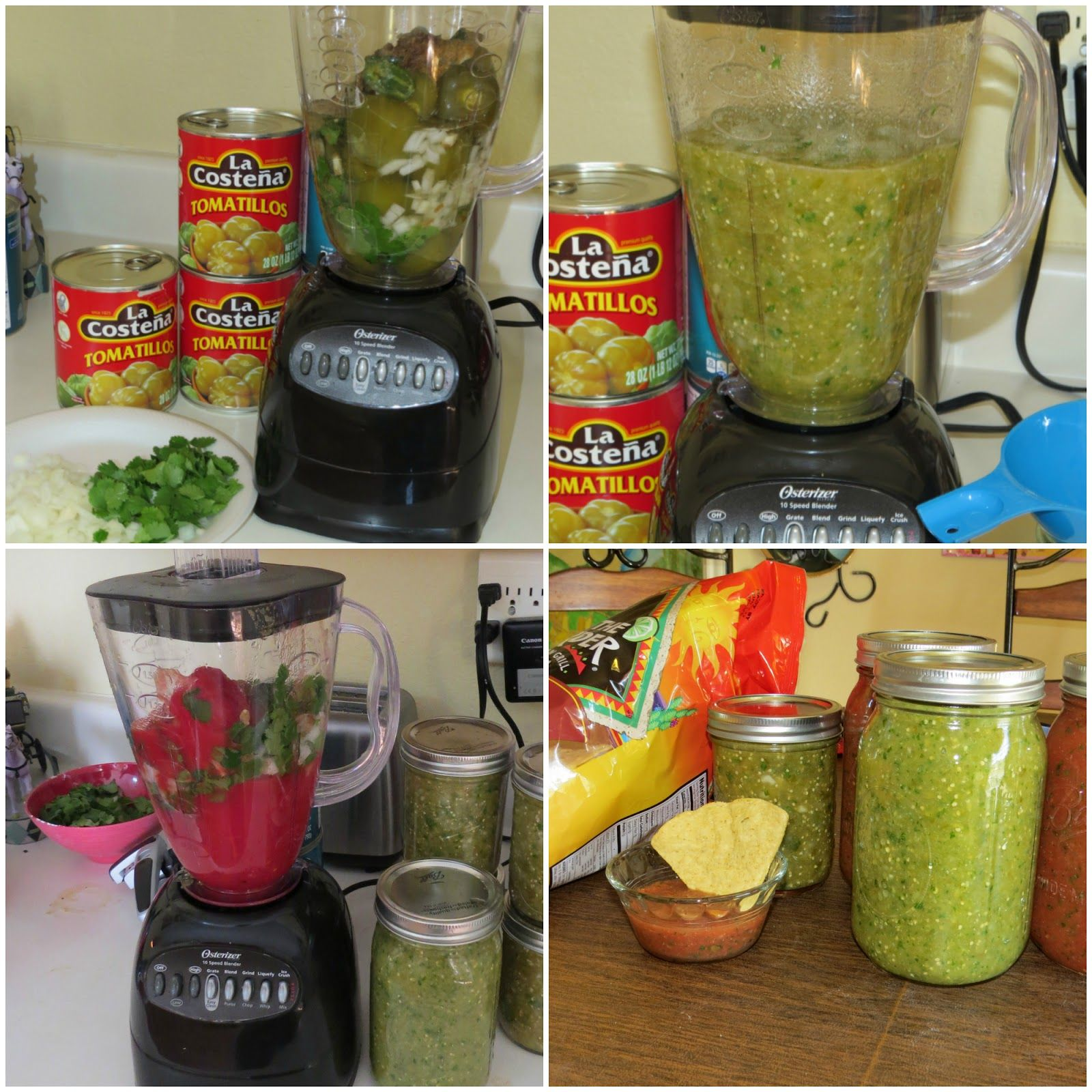 Canning green salsa using tomatillos green salsa how to