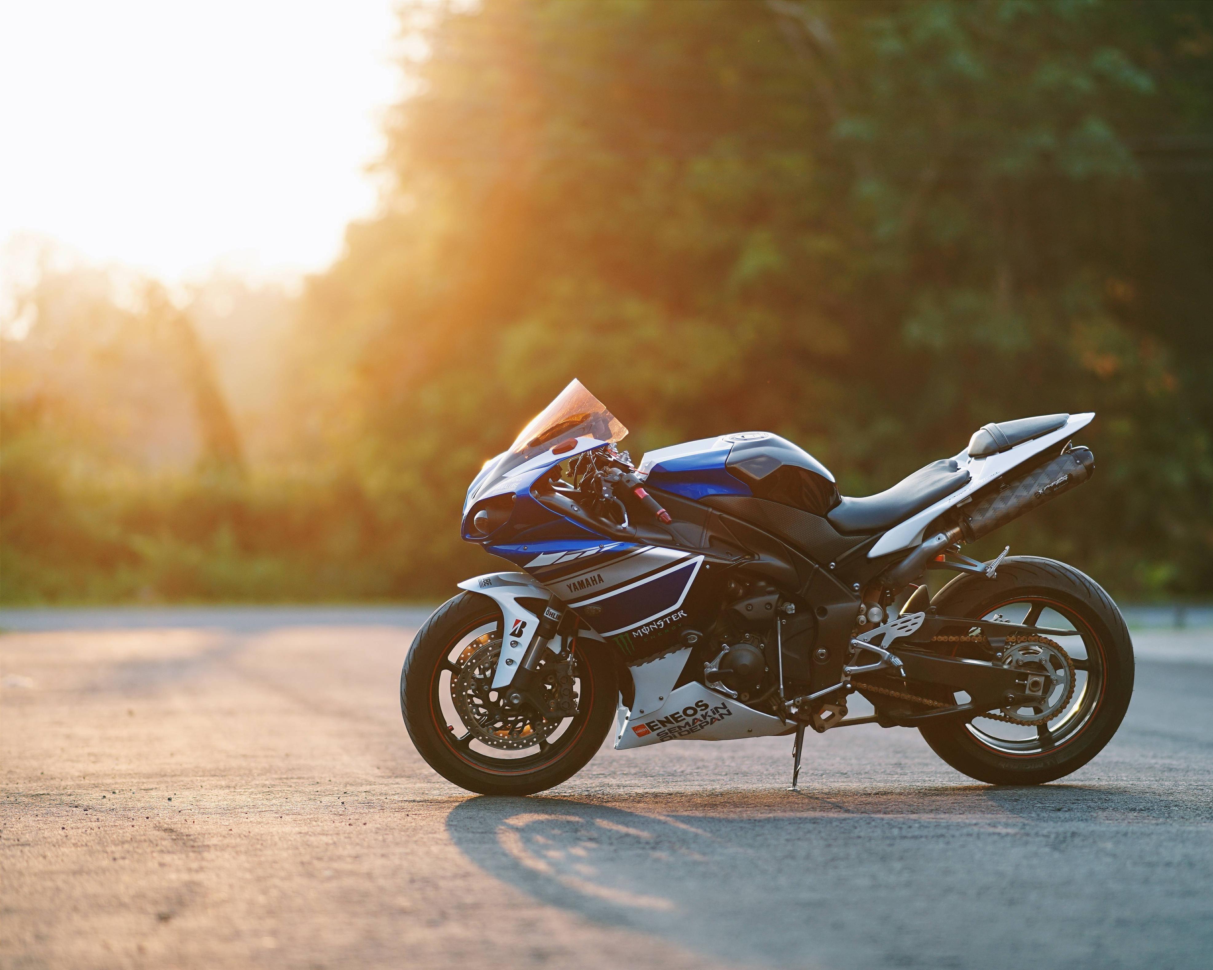 Yamaha R1 Motorrad See