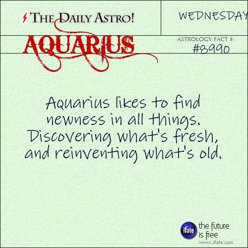 free daily single aquarius horoscope
