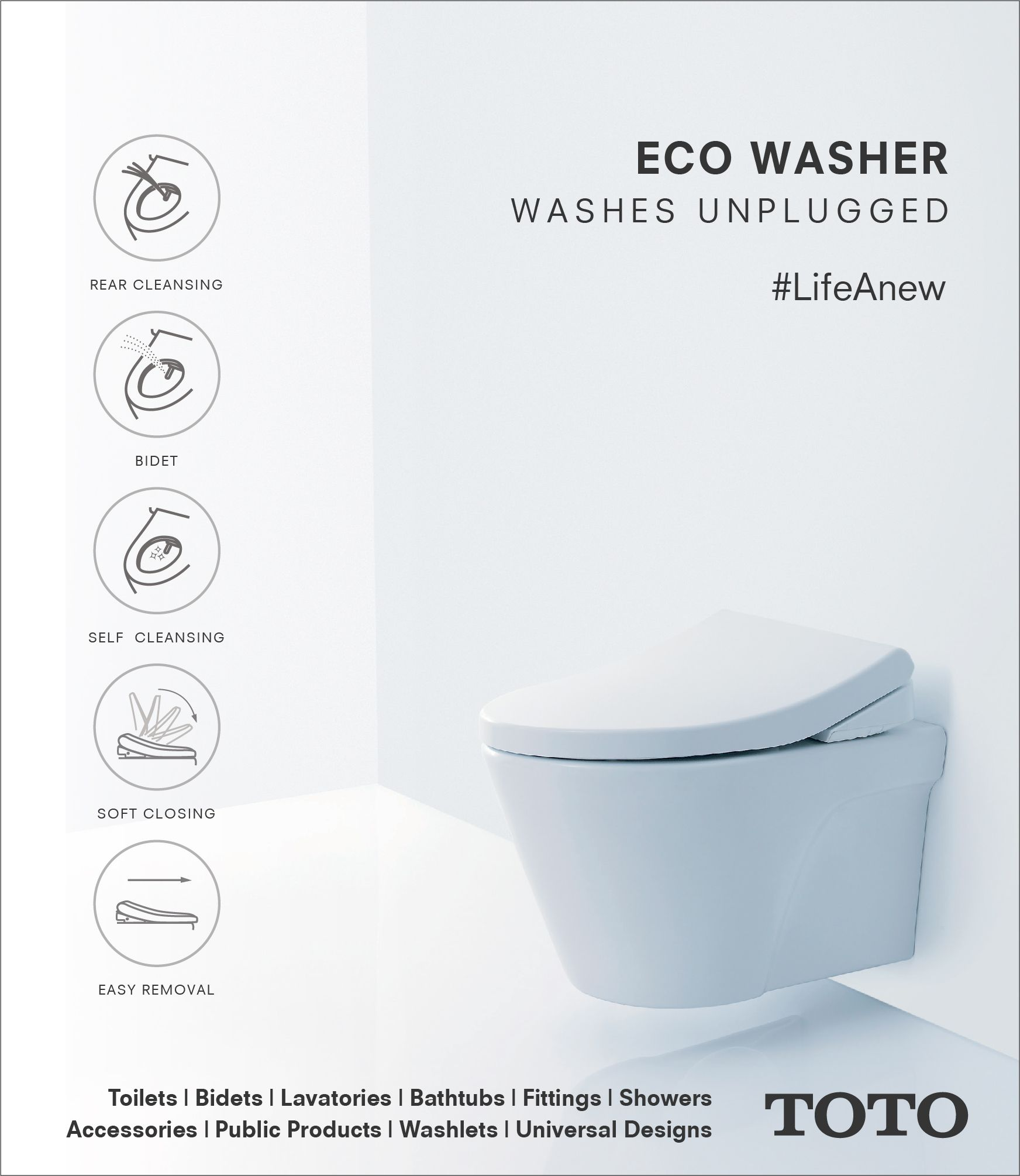 Pin by TOTO India Pvt Ltd on #TOTO | Pinterest | Washlet