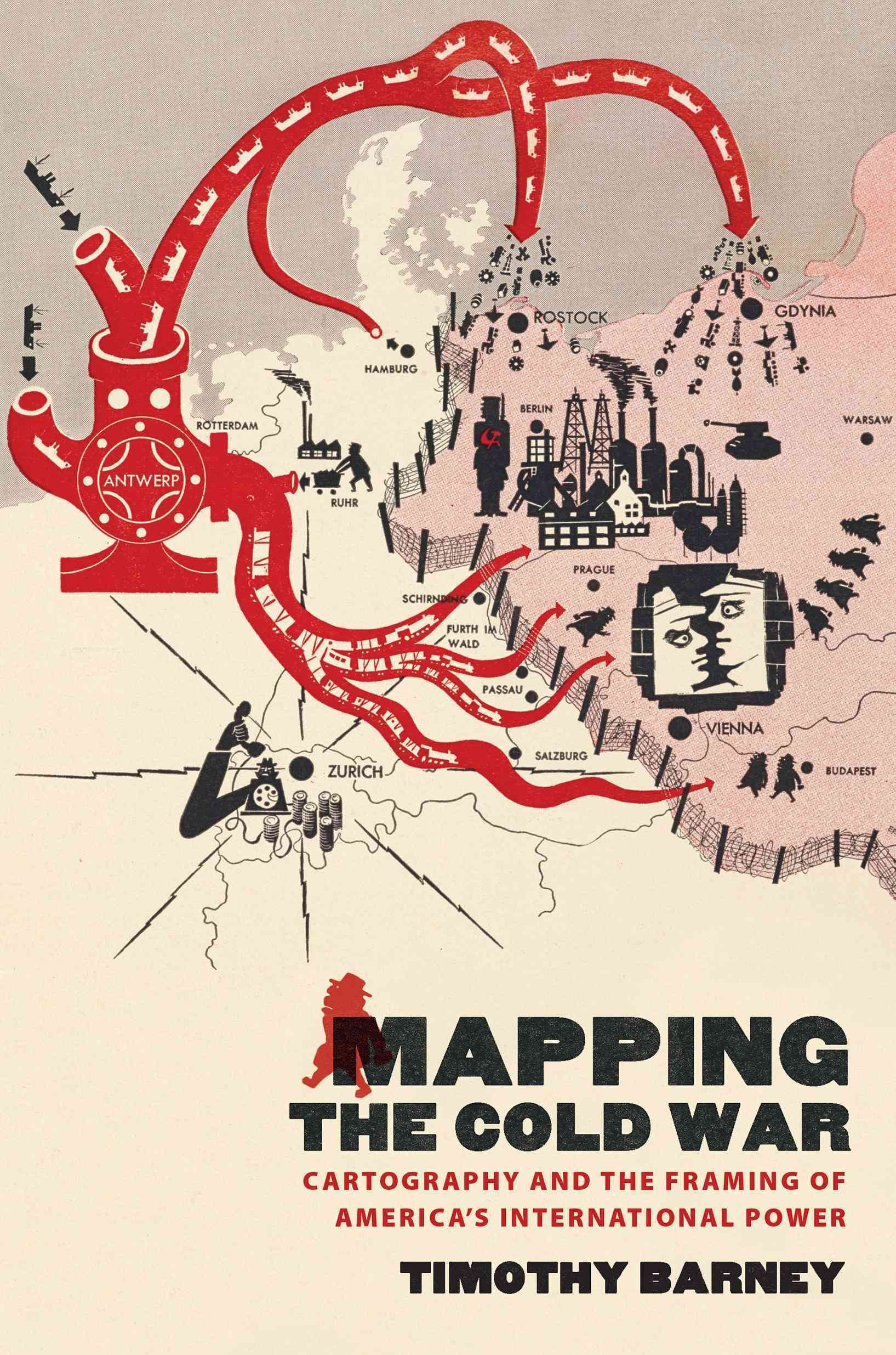 Mapping The Cold War Cartography And The Framing Of