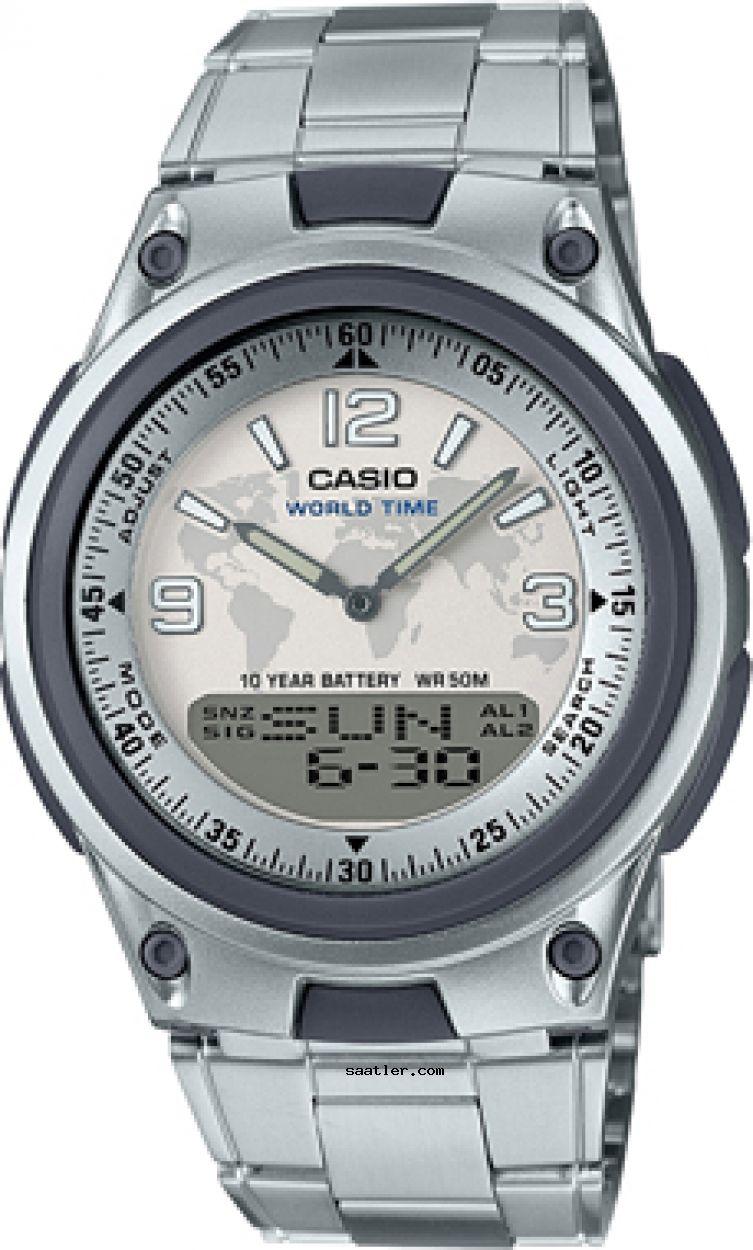 Casio Aw 80d 7a2vdf Kol Saati Erkek Kol Saatleri Ve Saatler