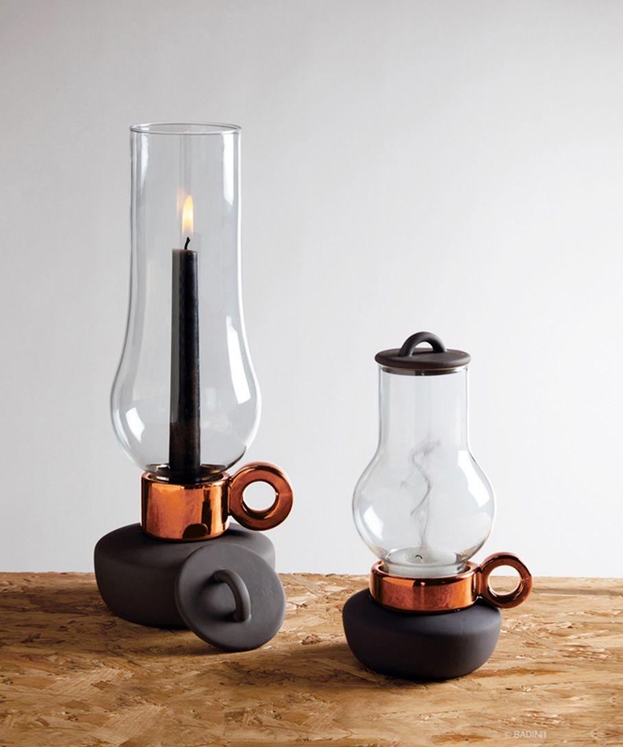 Mod Oil Lamp | ガラスのキャンドルホルダー