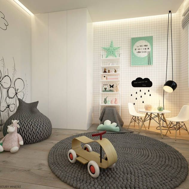 Little Black Rain Cloud Meme: 子供部屋のデザインアイデア・インスピレーション・写真